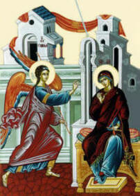 Icon: Pascha March 27